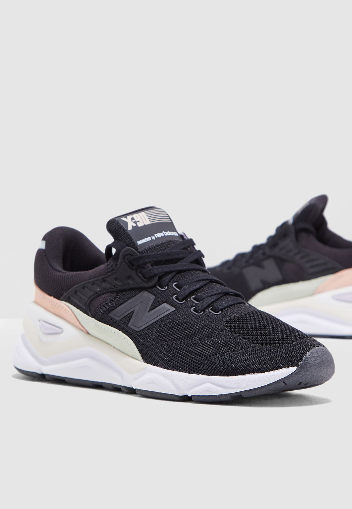 reputable site e9fcc ecd35 Shop New Balance black X90 WSX90TXB for Women in UAE - NE011SH93FMO