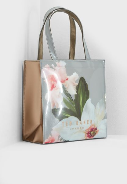 Small Olivcon Bloom Shopper