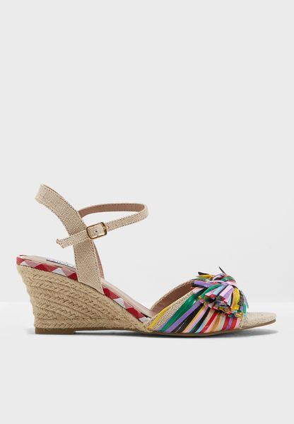 Lizzie Heeled Sandals