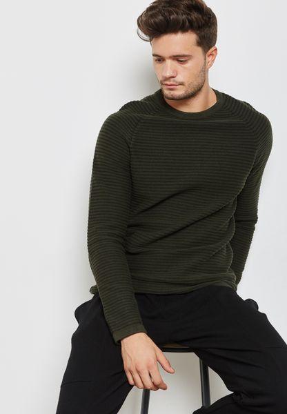 Wind Knit Sweater