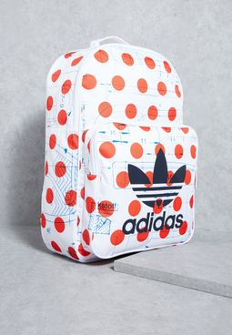 Classic Dots Backpack