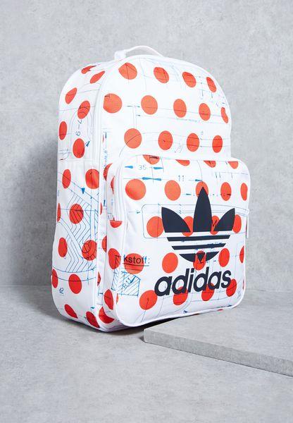 Classic Dots Backpack