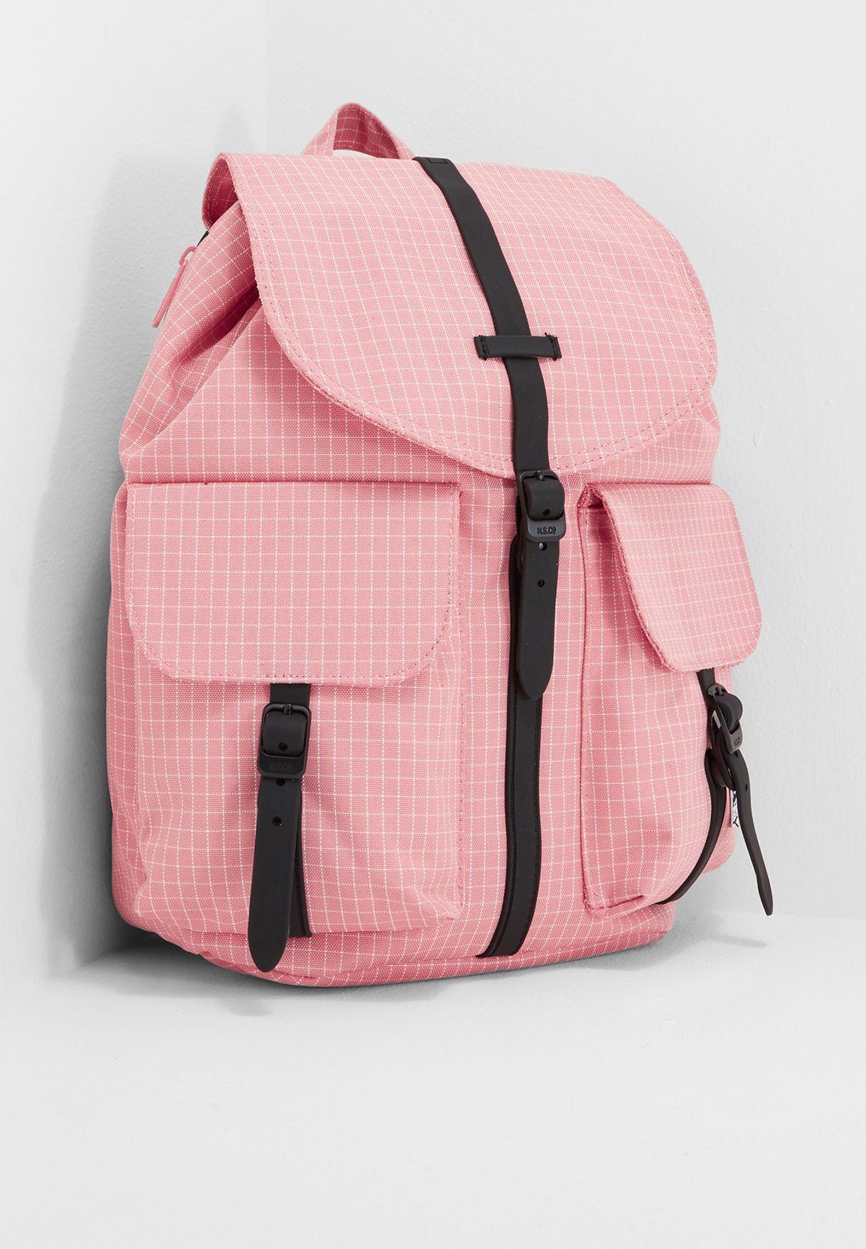 7f60416e46d Shop Herschel pink Dawson X-Small Backpack 10301-01580-OS for Women ...