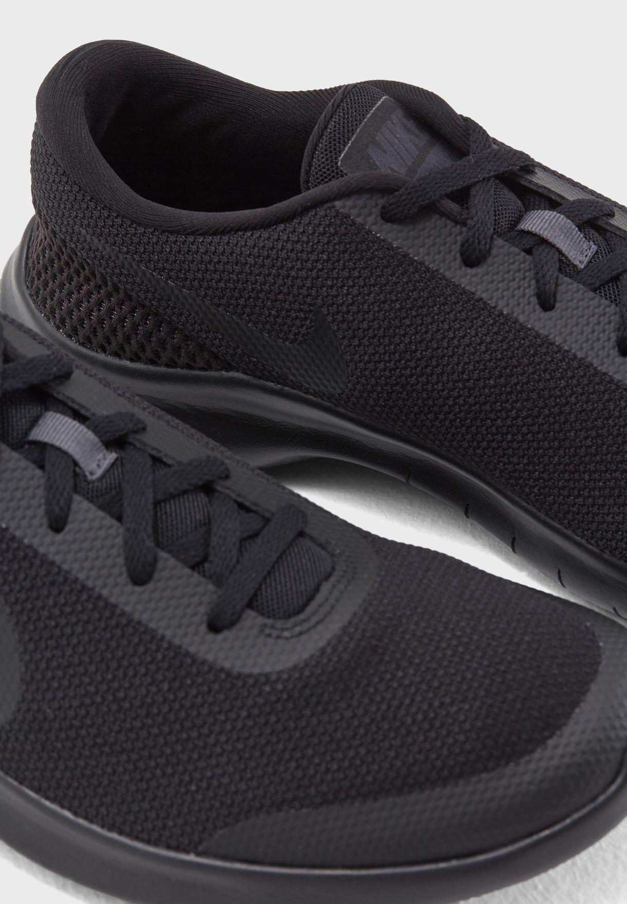 7a7675fcedf70 Shop Nike black Flex Experience RN 7 908985-002 for Men in UAE ...