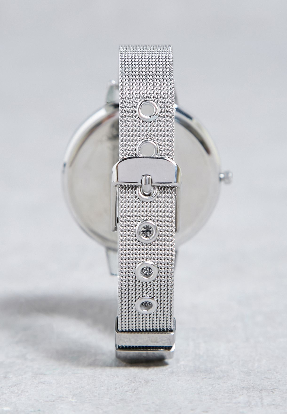 Ultra Clean Mesh Watch