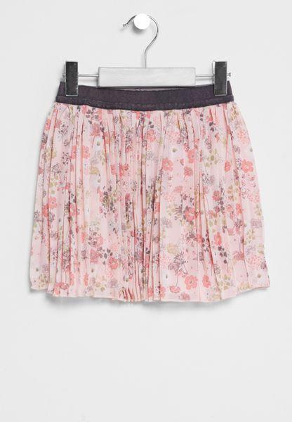 Infant Pleated Skirt
