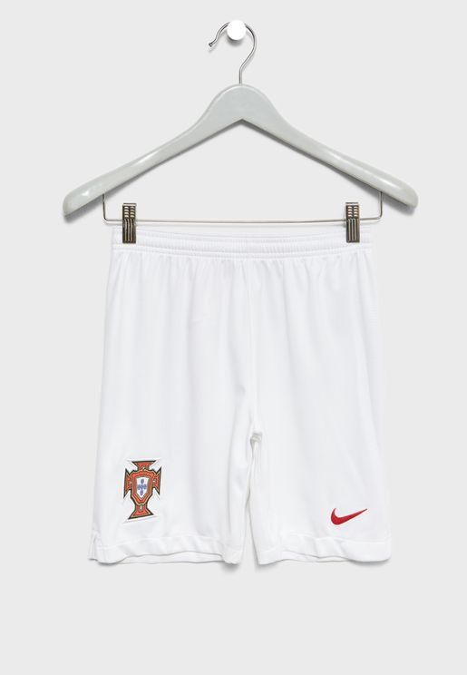 Youth Portugal Away Shorts