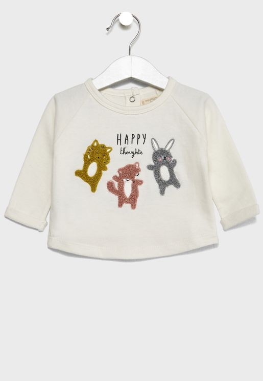 Infant Anna Sweatshirt