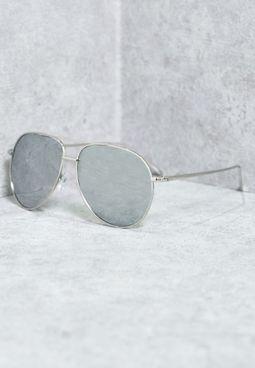 نظارة شمسية افياتور كبيرة الحجم