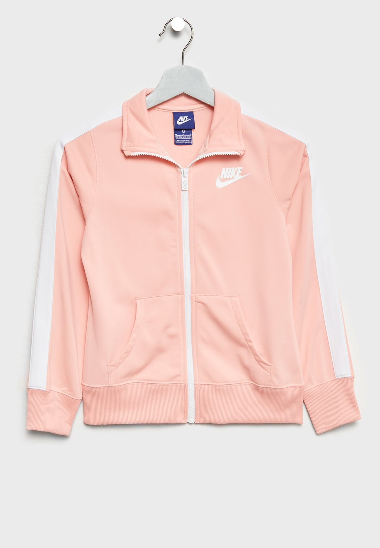 fbfcc68a8 Shop Nike pink Youth Logo Tracksuit 806395-697 for Kids in Qatar ...