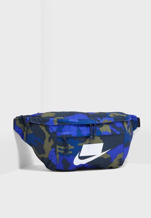 Tech AOP Waist Bag