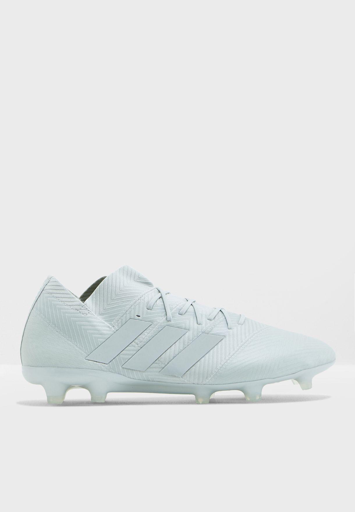 Shop adidas grey Nemeziz 18.1 FG DB2081 for Men in UAE - AD476SH93FHU 0055b3876a0e9