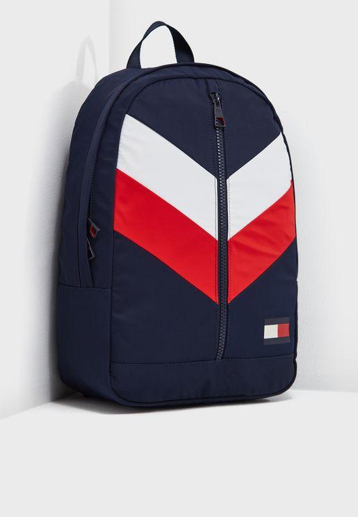 Chevron  Backpack