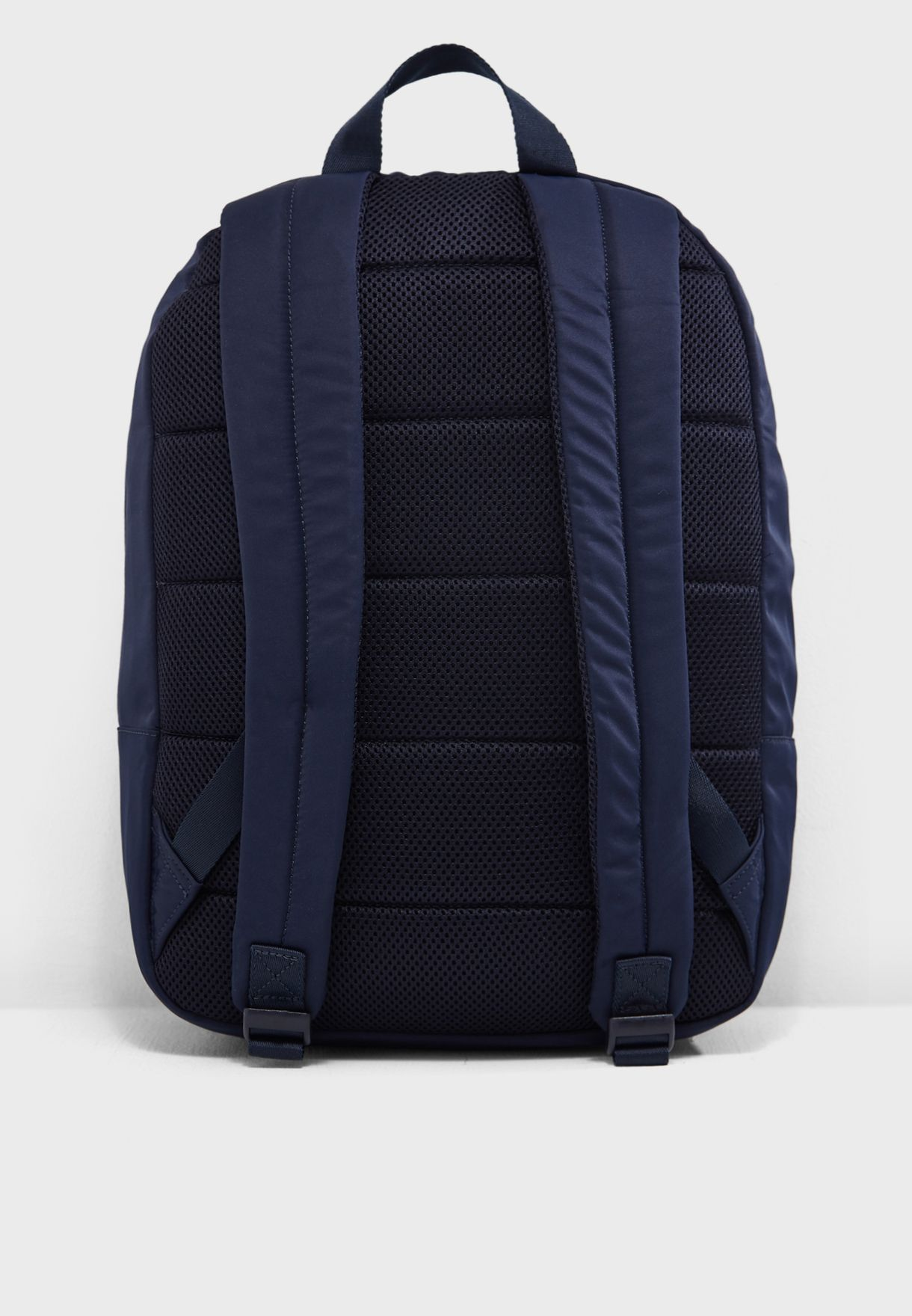 Shop Tommy Hilfiger navy Chevron Backpack AM0AM03893 for Men in UAE ... 09d51463fab93