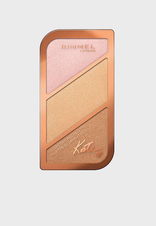 Highlighting Palette by Kate