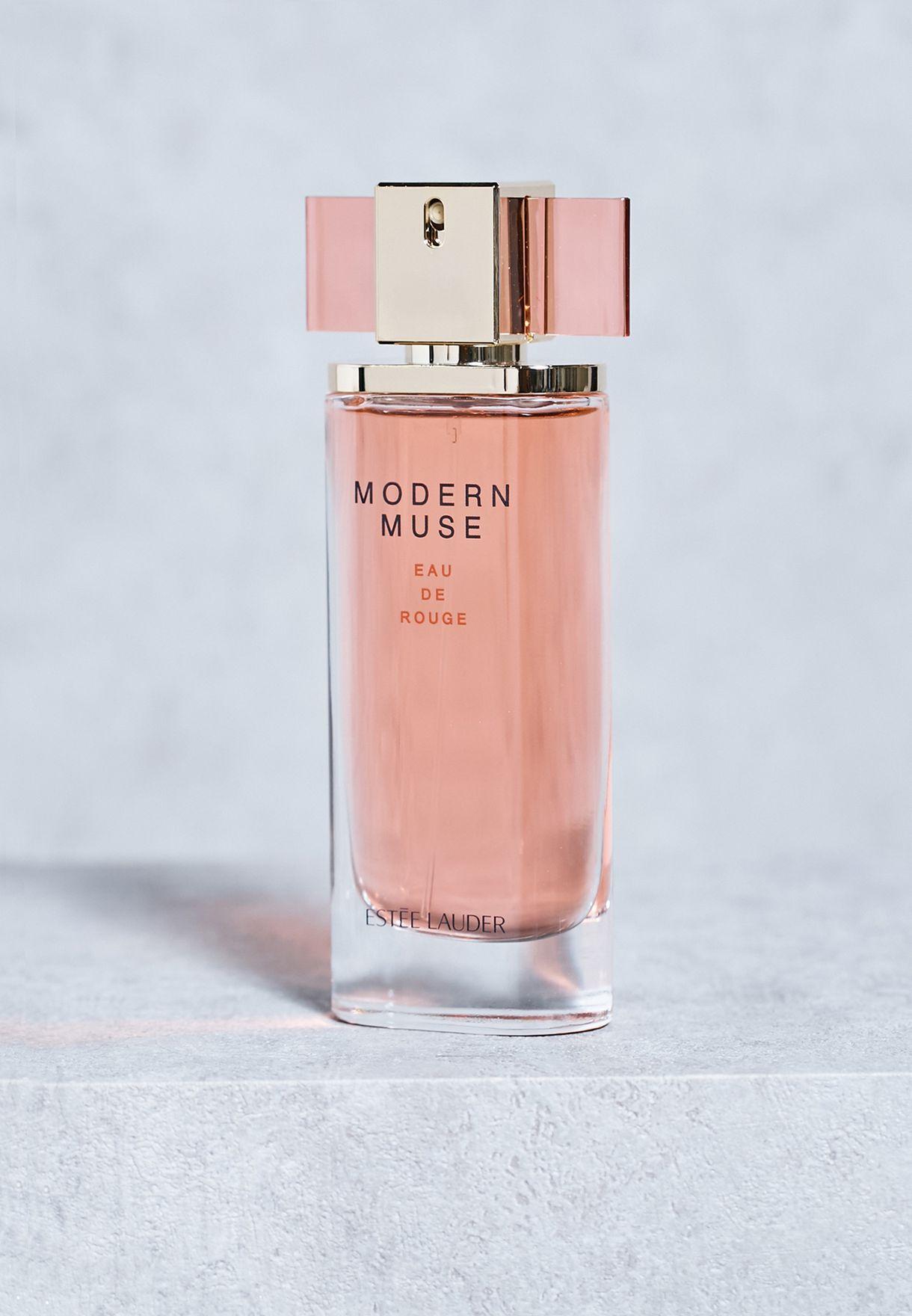 Shop Estee Lauder Clear Modern Muse Eau De Rouge 50ml Edt For Women