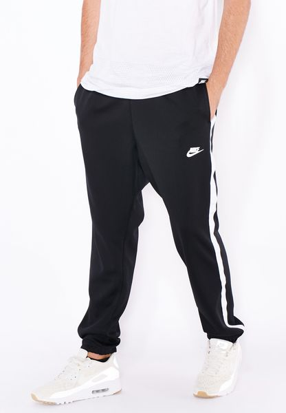 Shop Nike black Tribute Track Pants 678637-010 for Men in Saudi -  NI727AT93GKG
