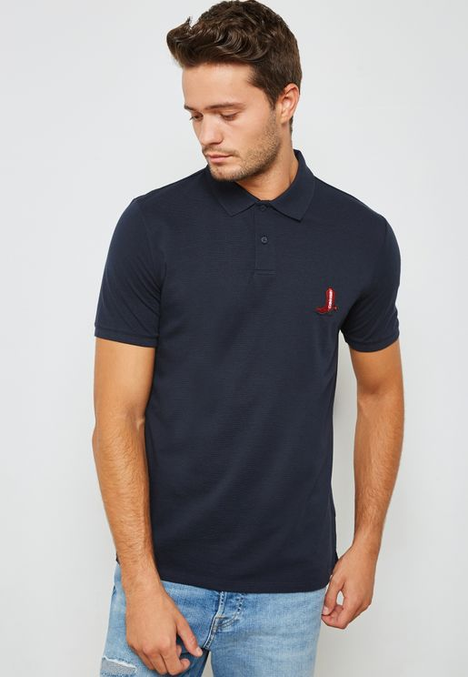 21fad7b47 قمصان بولو للرجال ماركة كالفن كلاين 2019 - نمشي الامارات