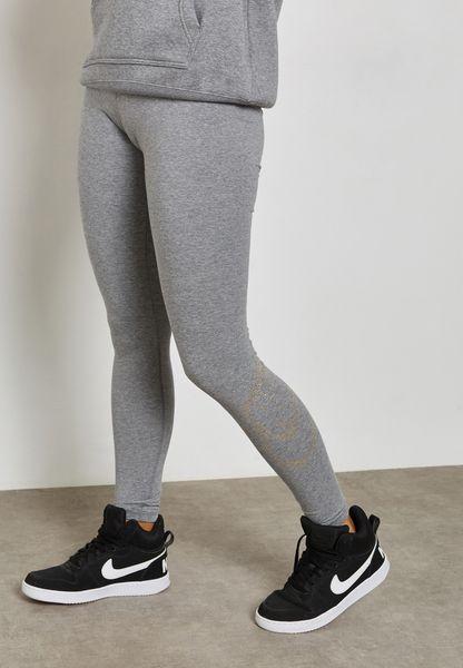 Women's Metallic Leggings