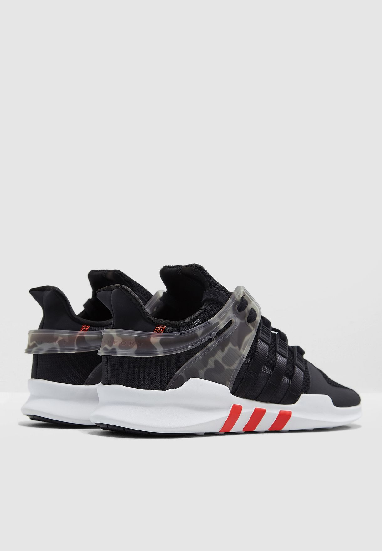 the best attitude c05cd b28eb Shop adidas Originals black EQT Support ADV AQ1043 for Men i