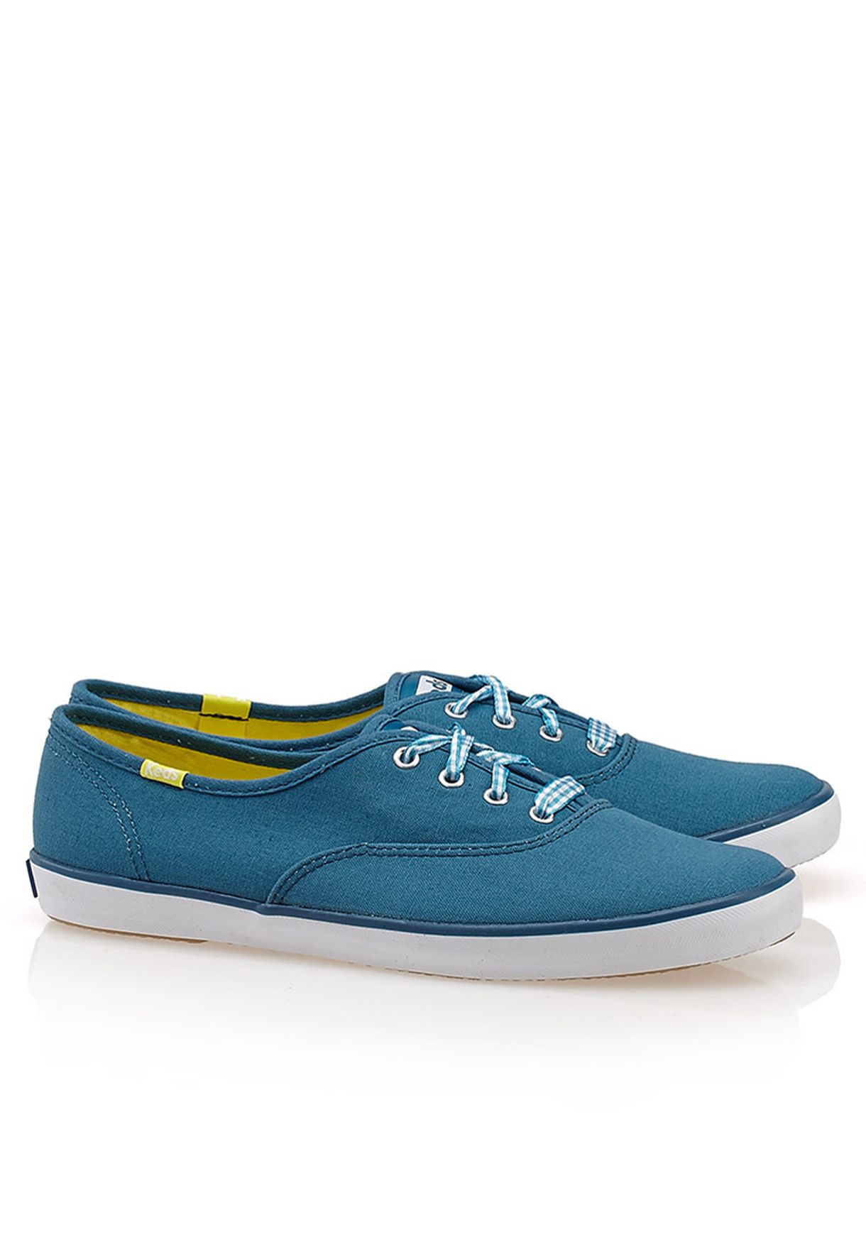 75d8d28ab1 Shop Keds blue Champion Seasonal Solid Ox Sneakers for Women in ...