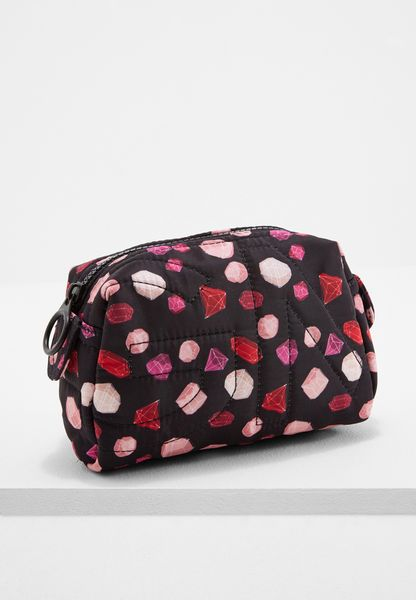 Crystal Cosmetic Bag