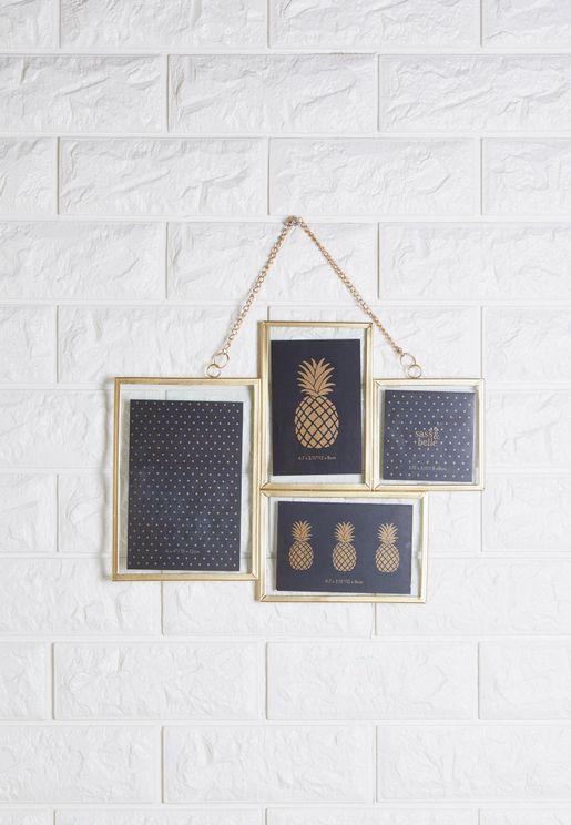Multi Hanging Photo Frame