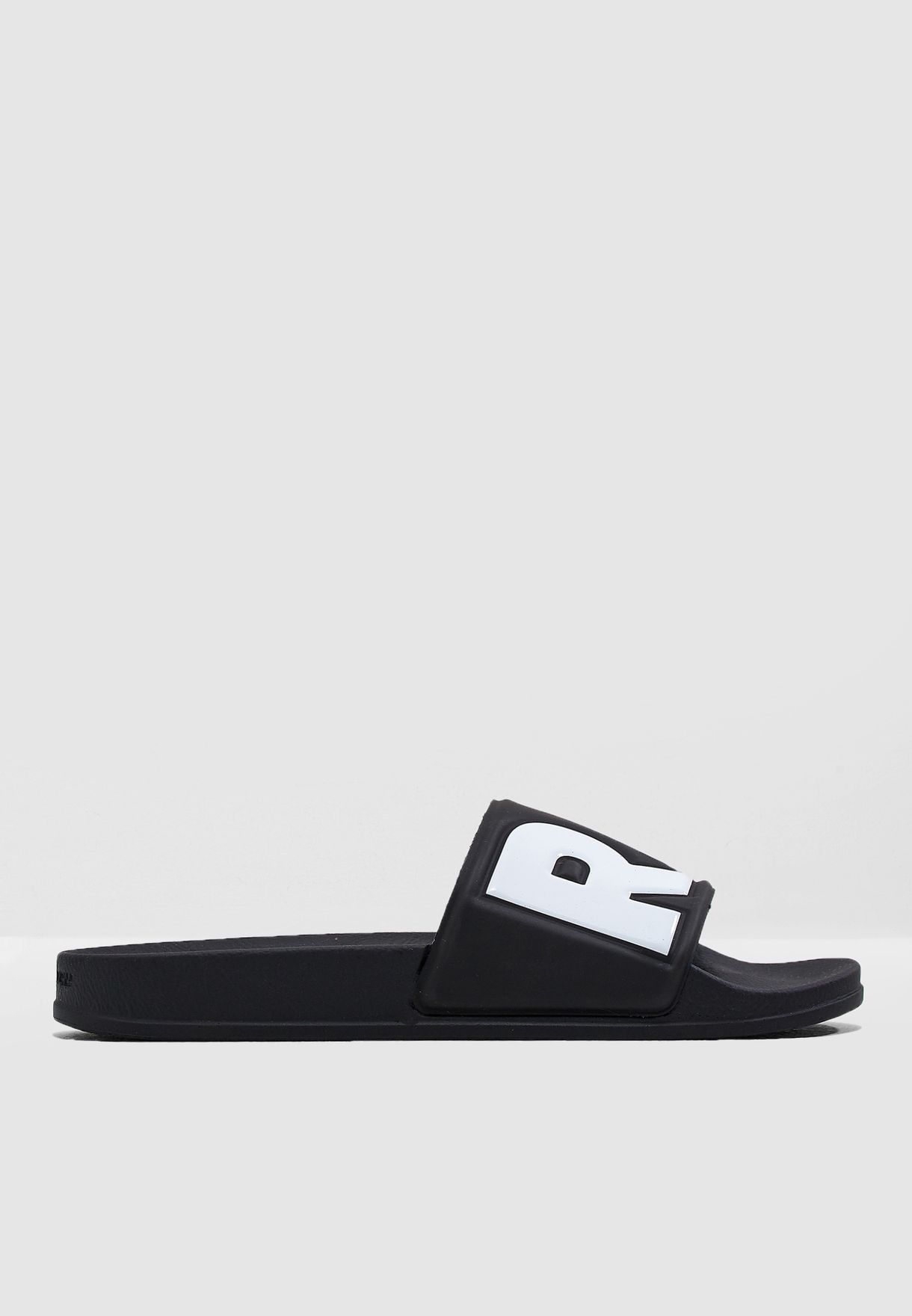 Logo Strap Casual Sandals