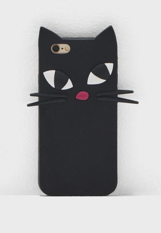 iPhone 6 Kooky Cat Cover