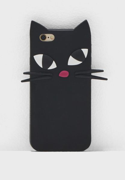 iPhone 6 Kooky Cat Cover