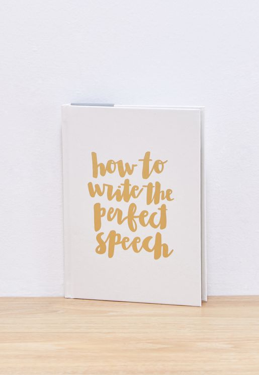 Always And Forever Speech Writing Journal