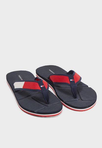 Technical Flag Beach Flipflop