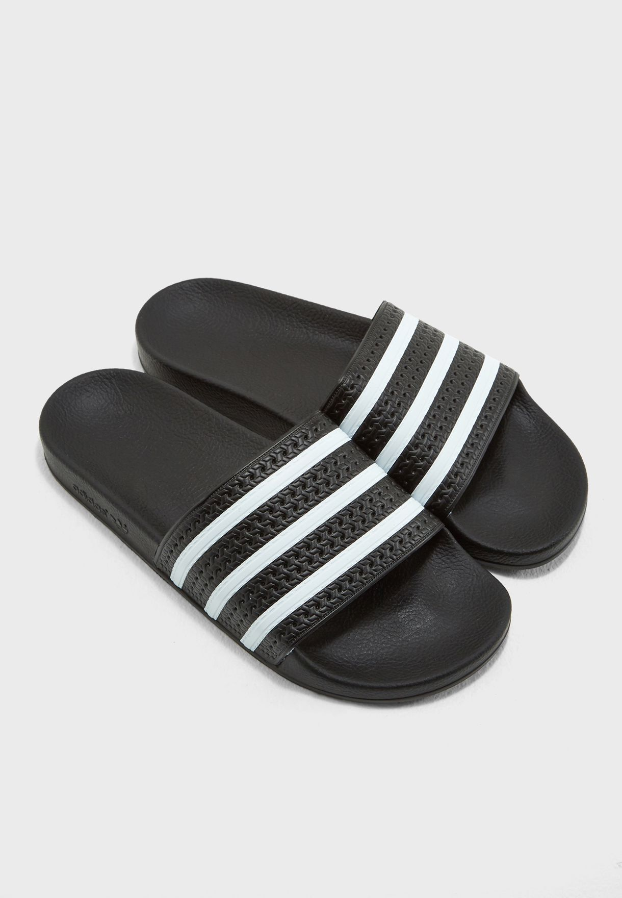 d29d19c92612b Shop adidas Originals black Adilette 280647 for Men in Saudi - AD478SH93BDI