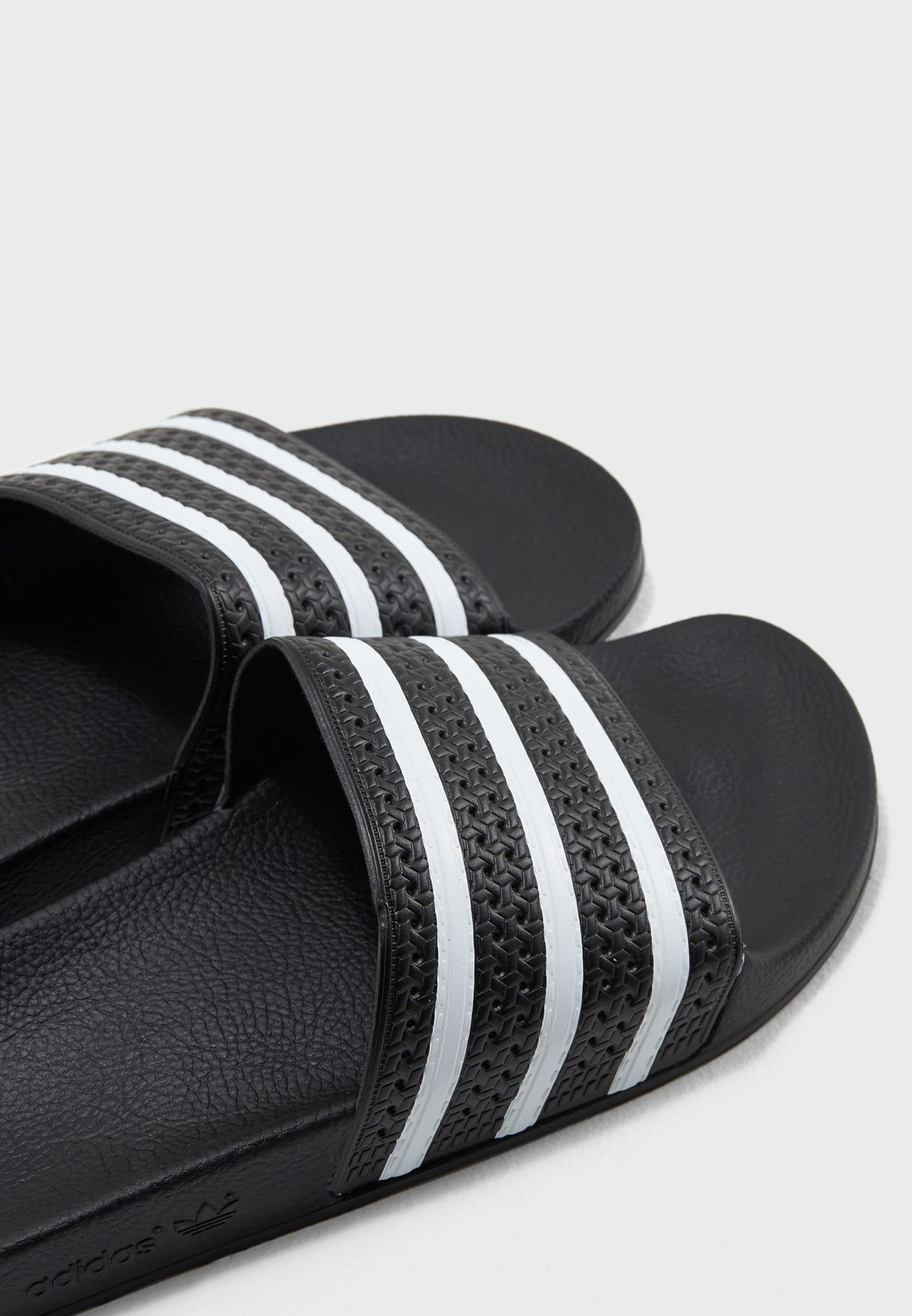 3441f611a63070 Shop adidas Originals black Adilette 280647 for Men in UAE ...