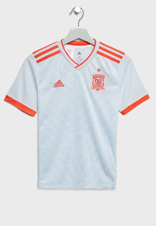Youth Spain Away Jersey