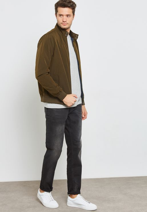 Tapered Skinny Fit Jeans
