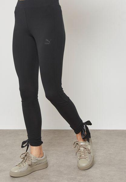 Bow Leggings