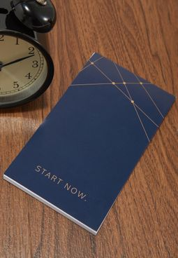 Start Now Notepad