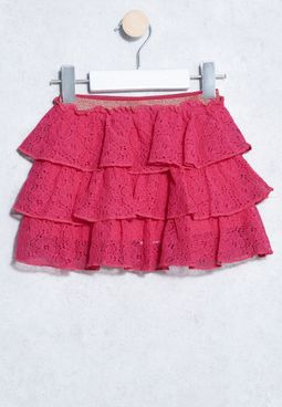 Infant Lace Skirts