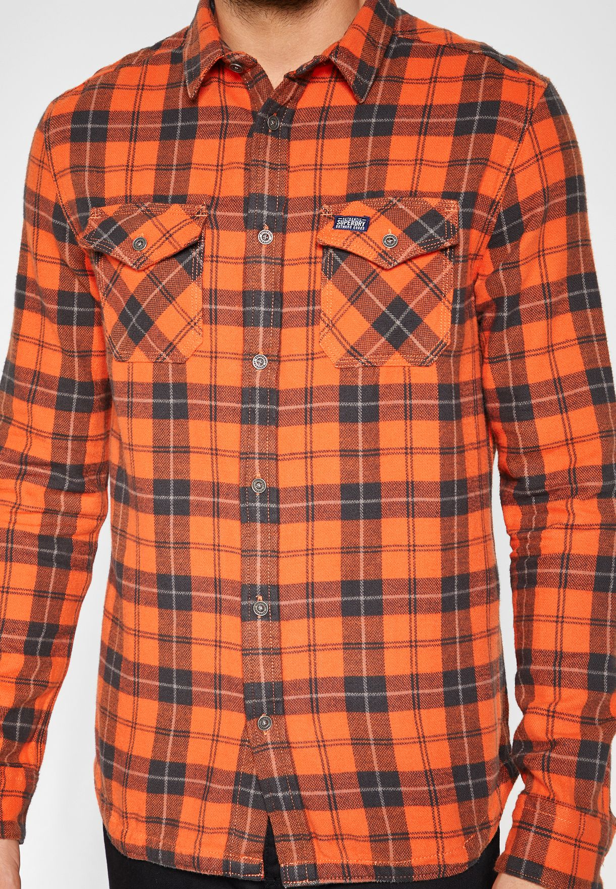 Rookie Ridge Checked Shirt
