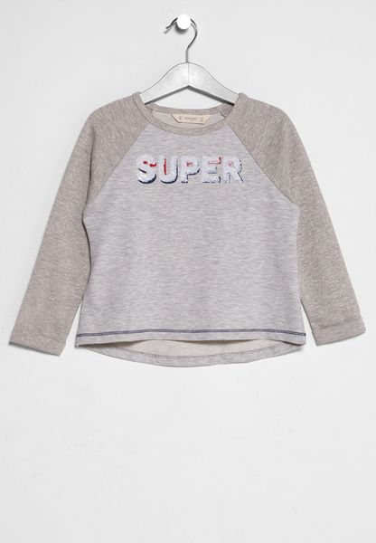 Little Tallin Sweatshirt