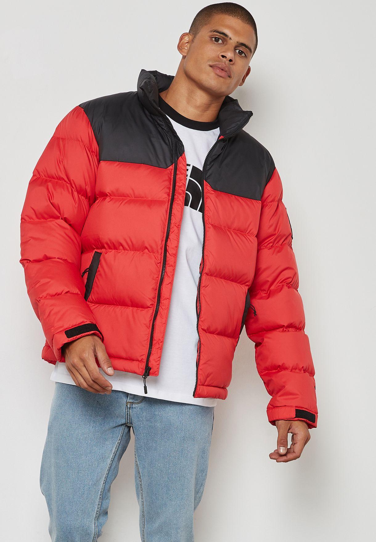 b087ccd4a 1992 Nuptse Jacket