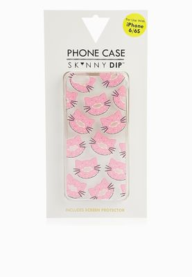 Skinny Dip London iPhone 6 Cat Donut Cover