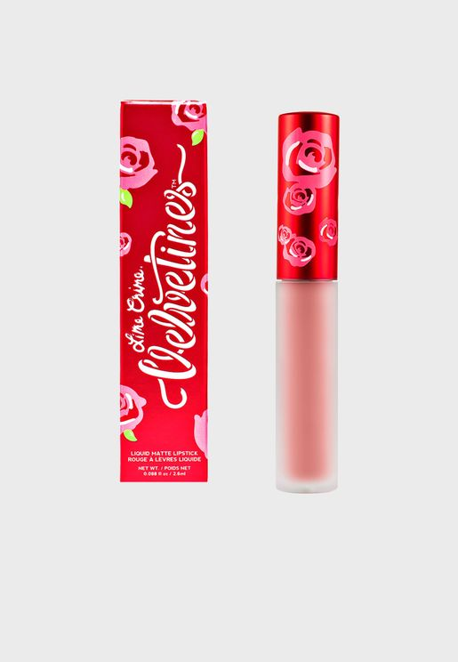 Velvetines Lipstick - Marshmallow