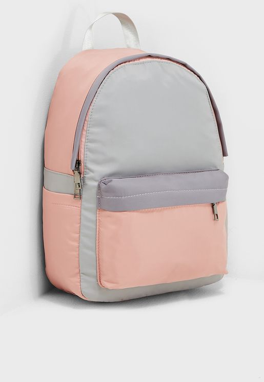 9ac56e9e2fee Colourblock Backpack