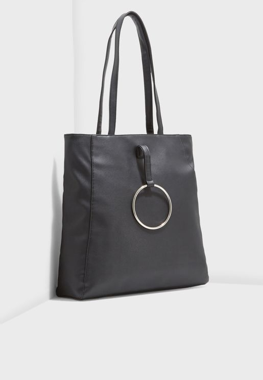 Ring Handle Tote