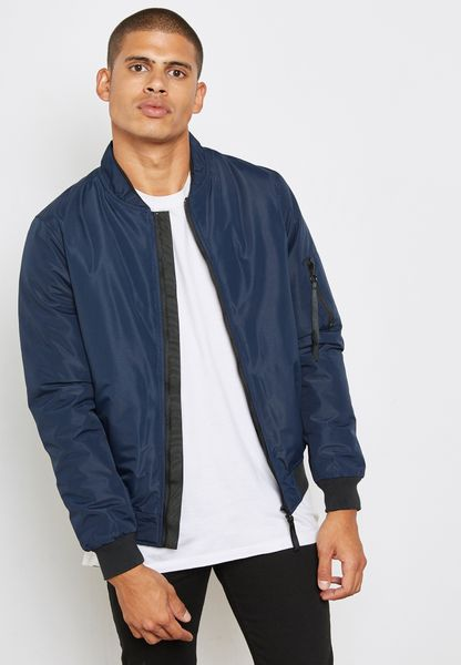 Abourine Bomber Jacket