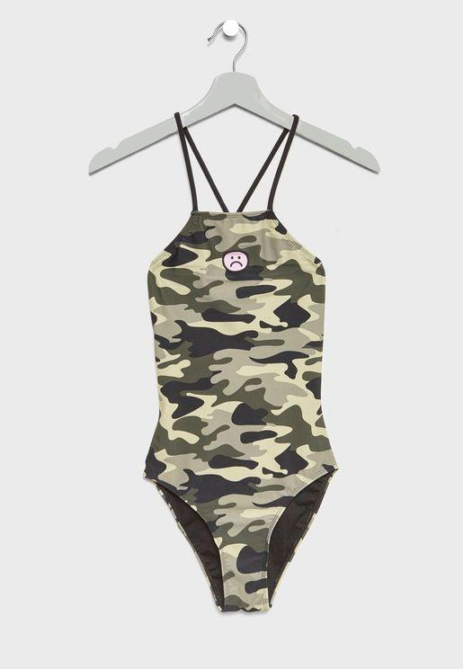 Camo Swimsuit