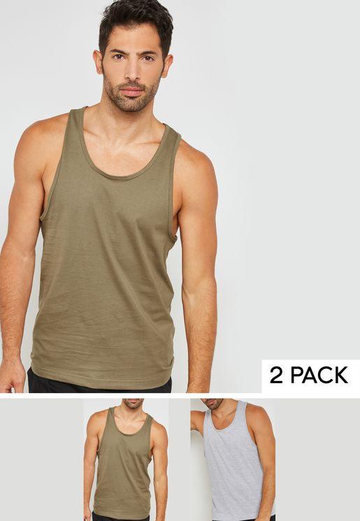 2 Pack Vest