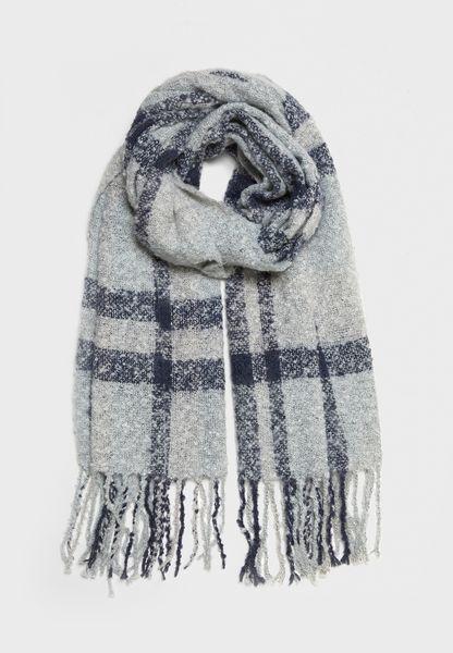 JanetLightCheckScarf